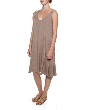 The Earth Collection Breezy Dress With Pockets - Mali