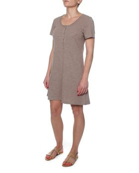 The Earth Collection Tunic With Short Sleeves - Mali