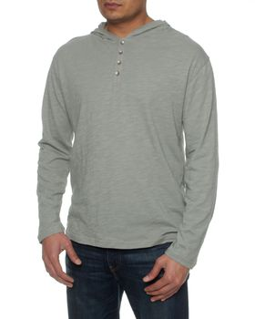 The Earth Collection Men's Hoody Top - Shadow