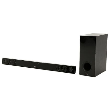 Lg 2 1 300w Sound Bar With Wireless Subwoofer