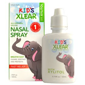 Xlear Kids - Sinus Care Spray - 22ml