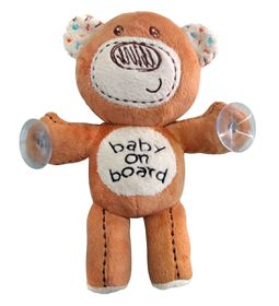 Snookums - Baby on Board - Bear