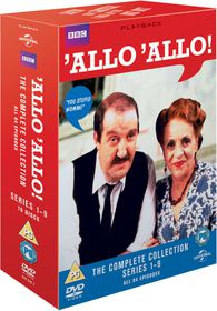 Allo 'Allo: The Complete Series 1-9 (Parallel Import - DVD)