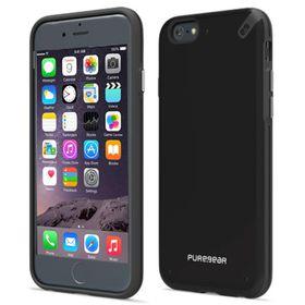 "PureGear Slim Shell 4.7"" Case for iPhone 6 - Black"