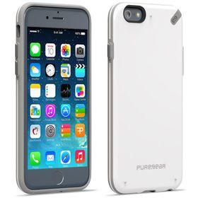 "PureGear Slim Shell 4.7"" Case for iPhone 6 - White"