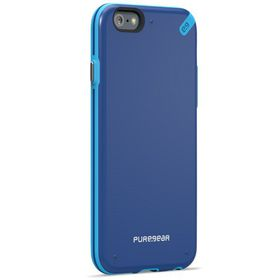 "PureGear Slim Shell 4.7"" Case for iPhone 6 - Blue"