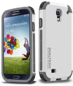 PureGear Dualtek for Samsung S4 - Arctic White
