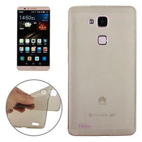 Tuff-Luv TPU Gel Case for Huawei Ascend Mate 7 - Grey