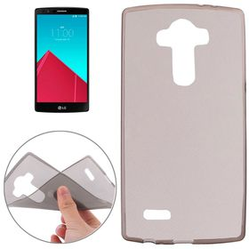 Tuff-Luv TPU Gel Case for LG G4 - Clear