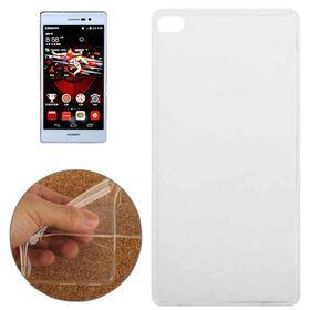 Tuff-Luv TPU Gel Case for Huawei P8 - Clear