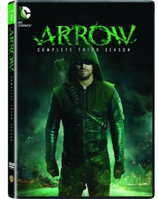 Arrow Season 3 (DVD)