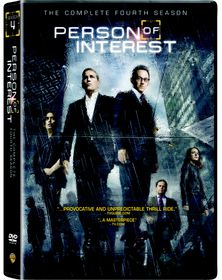 Person Of Interest Season 4 (DVD)