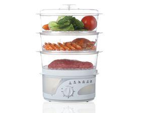 Mellerware - 3 Tier Food Steamer