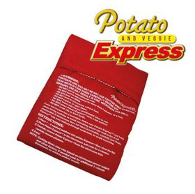 Homemark - Potato Express Microwave Potato Cooker