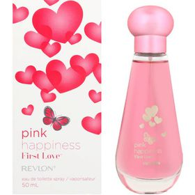 Revlon Pink Happiness First Love EDT Spray - 50ml