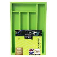 House of York Drawer Organiser - Spring Bud Green