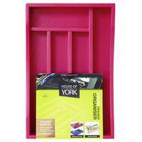 House of York Drawer Organiser - Pink