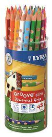 Lyra Groove Slim 48 (2x24) Colour Pencils