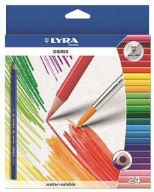 Lyra Osiris Aquarell 24 Colour Pencils