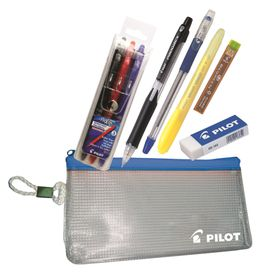 Pilot Pencil Bag Pack 3