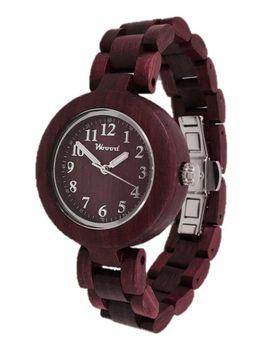 Woood Violet Series Watch