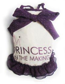 Dogs Life - Polka Princess Dress - Purple - 2 x Extra-Small