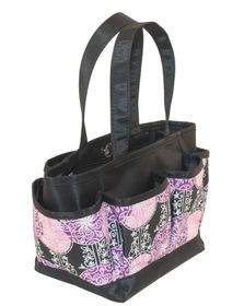 Everything Mary Mini Scrappers Tote - Purple & Black