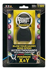 Datel Action Replay Power Play for Pokemon X & Y (3DS)