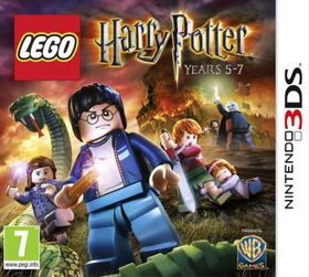 Lego Harry Potter Years 5 - 7 (ENG/Nordic) (3DS)