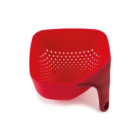 Joseph Joseph - Square Small Colander - Red