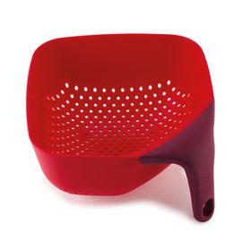 Joseph Joseph - Square Medium Colander - Red