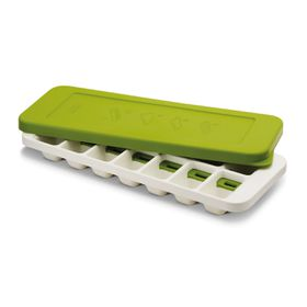 Joseph Joseph - Quicksnap Plus Ice Tray - White and Green