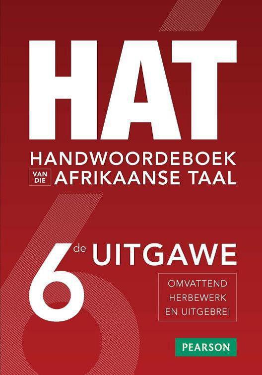 Hat handwoordeboek van die afrikaanse taal buy online in south hat handwoordeboek van die afrikaanse taal loading zoom fandeluxe Choice Image