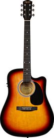 Squier by Fender Acoustic Electric Guitar - Sunburst