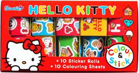 Hello Kitty Colour & Stick Box