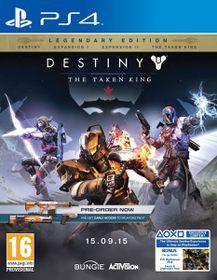 Destiny: The Taken King Battlechest (PS4)