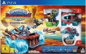 Skylanders SuperChargers - Starter Pack (PS4)