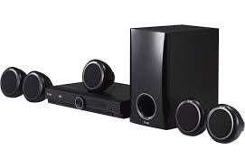 LG DH3140S DVD Home Theatre System