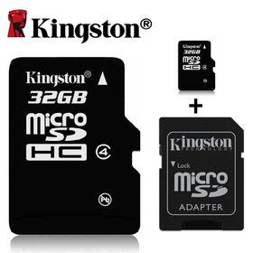 Kingston MicroSDHC Class 4 Card - 32GB