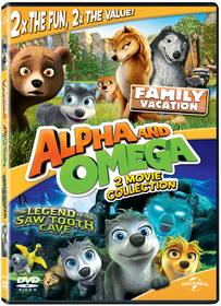 Alpha And Omega Double Pack (DVD)