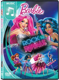 Barbie - Rock N Royals (DVD)