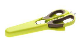 Gourmand - 22cm Multi-Purpose Kitchen Scissors - Lime