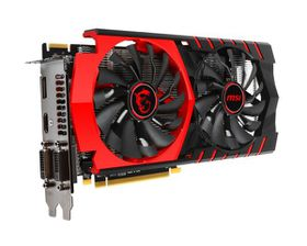 MSI AMD Radeon R7 370 GPU 2GB