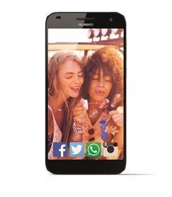 Huawei Ascend G7 Smartphone - Black