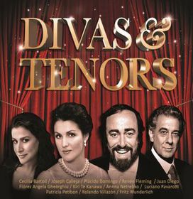 Various Artists - Divas And Tenors (CD)