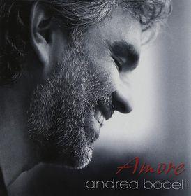 Andrea Bocelli - Amore (2015 Remaster) (CD)