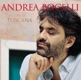 Andrea Bocelli - Cieli Di Toscana (2015 Remaster) (CD)