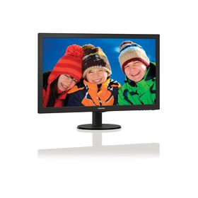 "Philips 273V5LHAB 27"" FHD Monitor with Built-in Speaker"