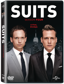 Suits Season 4 (DVD)