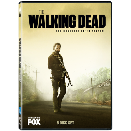 Walking Dead Season 5 (DVD)